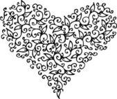 Romantic Heart vignette CXXXIII