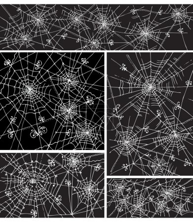 Web background pattern set IV