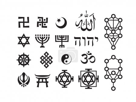 Mystique Symbols set VIII