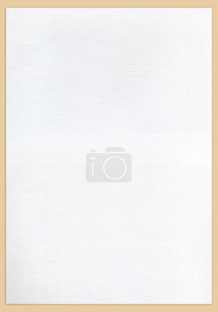 Photo for Old paper background texture for design on white. - Royalty Free Image