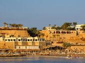 Beach at Sunset, Sharm El Sheikh, Egypt