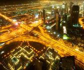 Dolů město Dubaj city