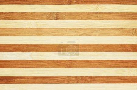 Photo pour Texture de planche de bois rayé pour servir de fond - image libre de droit
