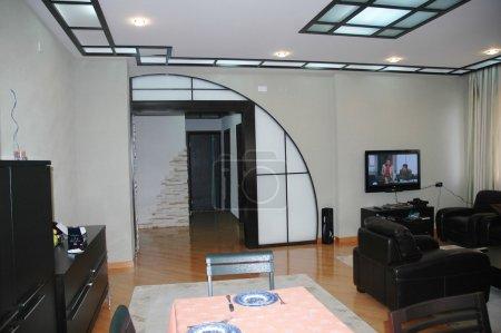 Photo pour Intérieur d'un appartement moderne - image libre de droit