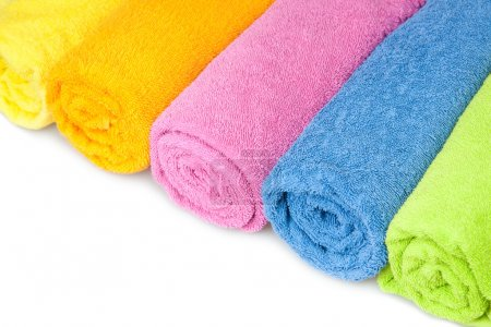 Photo for Towels - Royalty Free Image