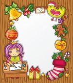 Letter to Santa Claus 4