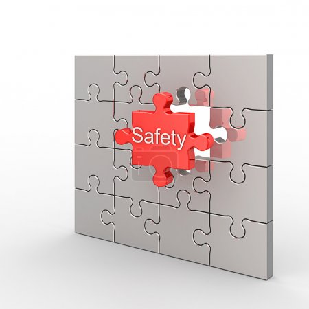 Safety puzzle
