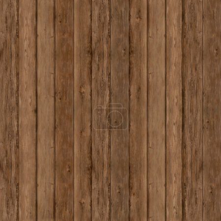 Seamless old parquet