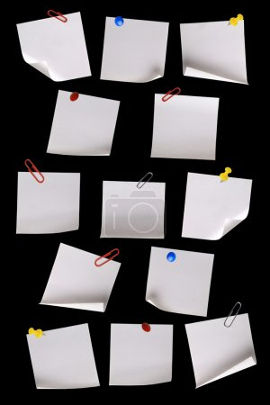 White paper notes