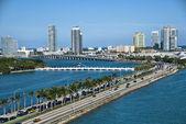 Leaving Miami, Florida