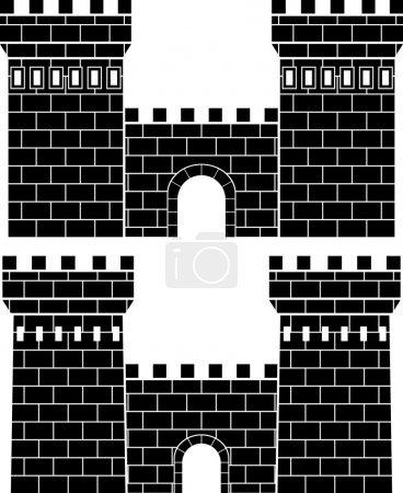 Two gates