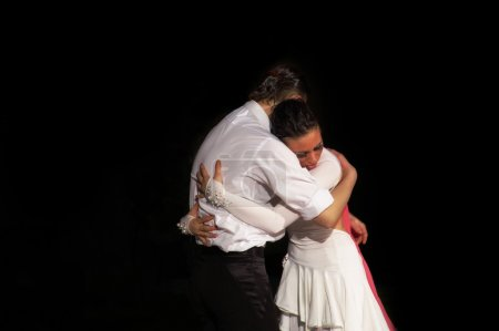 Sorrow dance