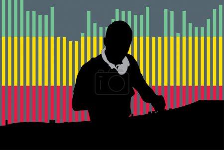 Clubbing DJ