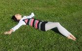 Odpočinek trávě