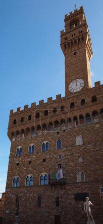 Palazzo Vecchio, Florence landmark