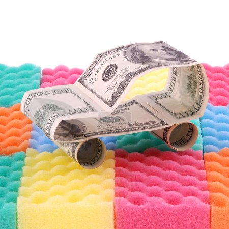 Car wash costs money