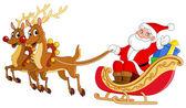 Santa sáně