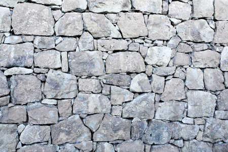 Photo for Background of stone wall texture - Royalty Free Image