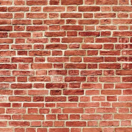 Photo pour Contexte de la texture du mur de briques - image libre de droit