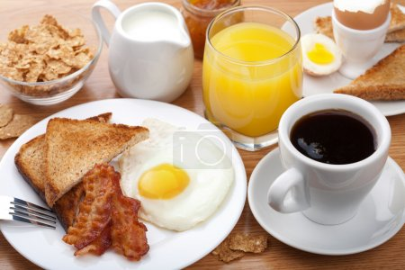 Photo for Traditional breakfast - Royalty Free Image