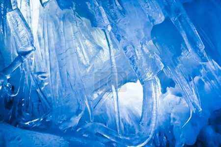 Blue Ice cave