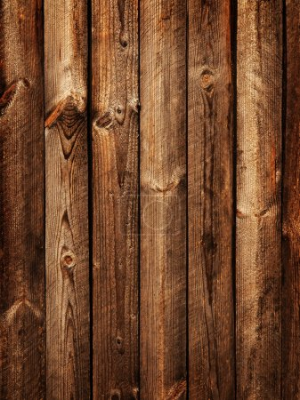 Photo for Rough boards background - Royalty Free Image