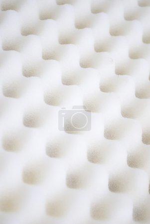 Acoustic foam wall