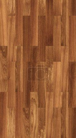 Foto de Textura de suelo de roble inconsútil - Imagen libre de derechos