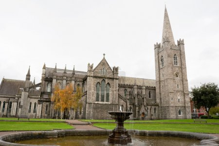 St. Patrick's Cathedral. Dublin, Ireland