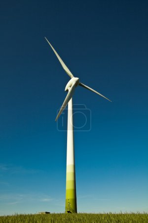Wind Turbine - alternative and green energy source