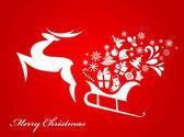 Christmas background - 4