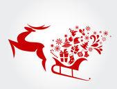 Christmas background - 3