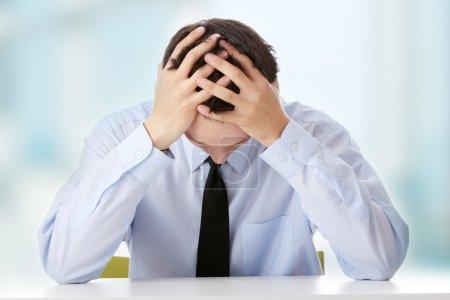 dépression de l'entreprise