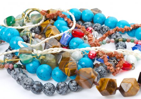 Heap of beads