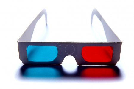 3d anagluph glasses