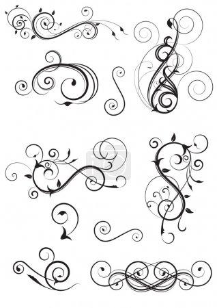 Ornate swirl