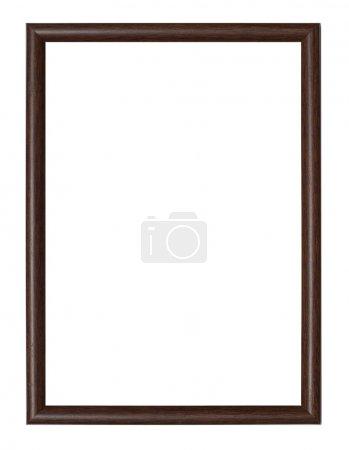 Photo for Photo frame isolated on white - Royalty Free Image