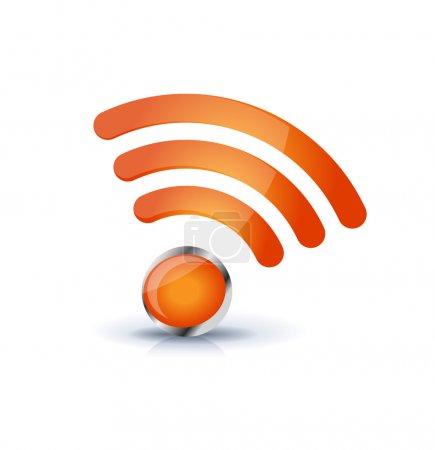 Wireless button