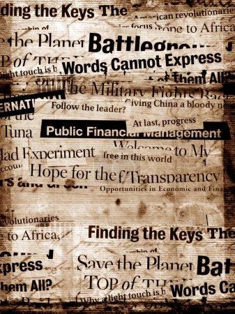 New paper headlines