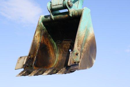 Bucket excavator