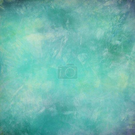 Photo pour Grunge eau et plume texturé fond abstrait - image libre de droit