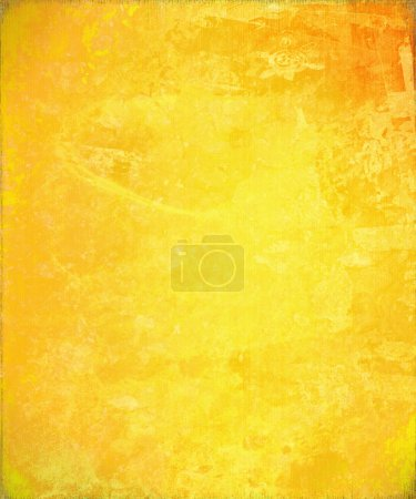 Photo for Sunny Yellow Abstract Background with Text Space - Royalty Free Image