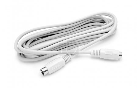 Long ps2 cable