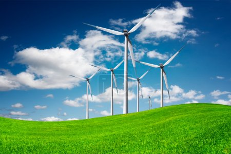 Windmill, eco power