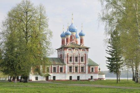 Church of Tsarevitch Dmitry On Blood. Uglich.