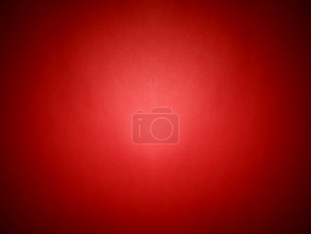 Photo for Spotlight on red background - Royalty Free Image