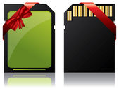 Sd card for gift