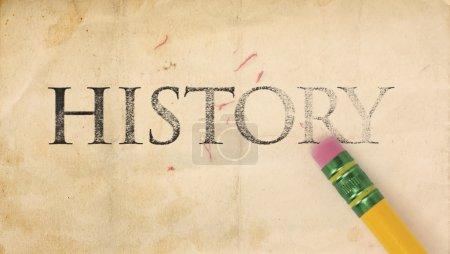 Erasing History