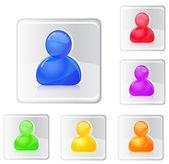Colored icon set