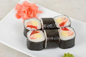 Sushi rolky
